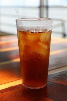 Tea, Glass, Drink, Cup, Health, Cafe