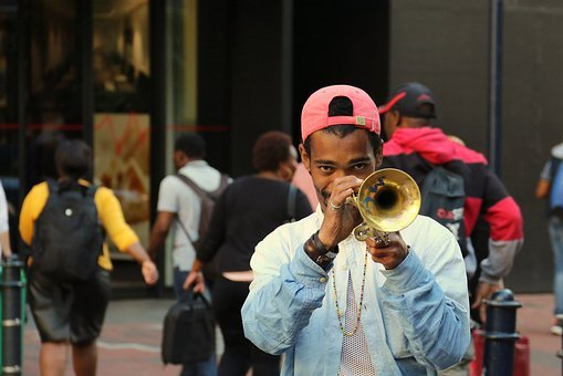 Musician, Trumpeter, Tool, Jazz, The Contractor, Melody