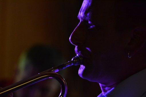 Music, Trumpet, Musician
