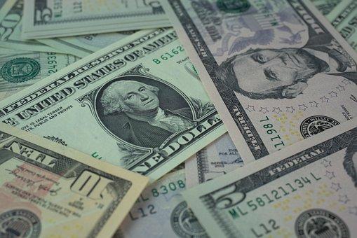 Dollar, Us-dollar, Money, Financial, Banking, Success