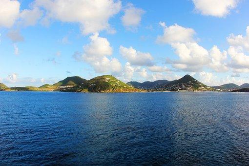 Ocean, Islands, Island, Beach, Sea