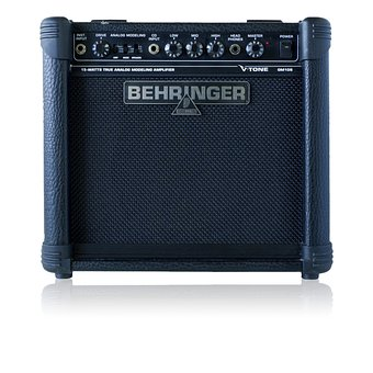 Amp, Amplifier, Audio, Behringer Gm108, Black, Box