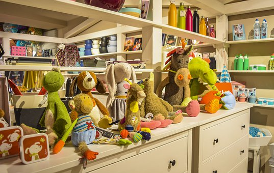 Toys, Children Toys, Stuffed Animals, Stuffed Animal