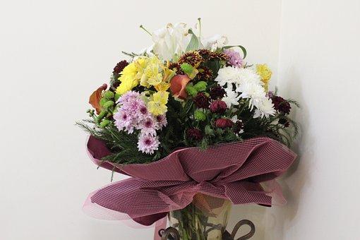 Flower, Wedding Flower, Orchid, Dahlia