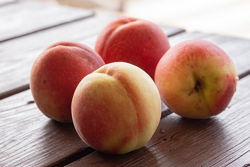 Peach, Food, Delicious, Fruit, Fresh, Healthy, Sweet