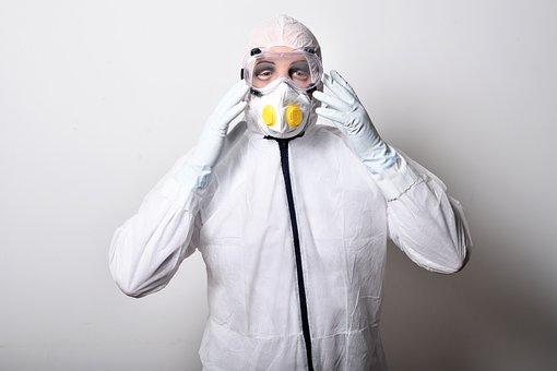 Face Mask, Wuchang, Epidemic, Wuhan''s Virus