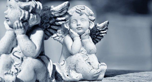 Angel, Wings, Statue, Sculpture, Figure