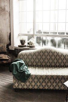 Chair, Window, Light, Room, Furniture, Apartment, Sofa