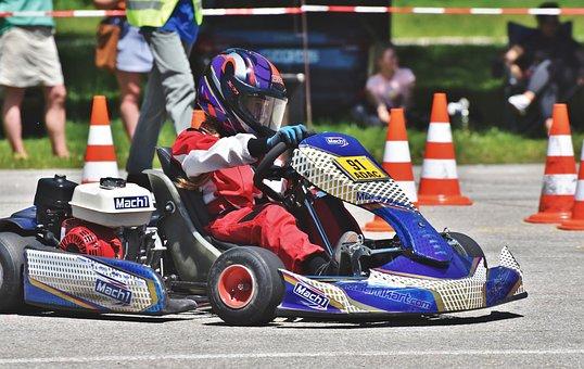 Go-Kart, Go Kart, Go Kart Track, Racing