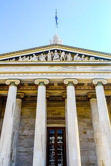 Athens, Greece, Philosophy, University, Uni, Culture