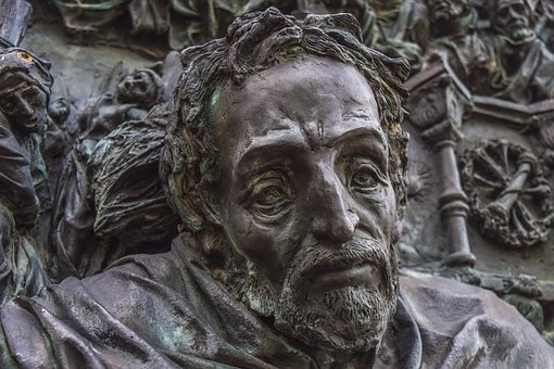 Sculpture, Metal, Statue, Art, Figure, Sculptor