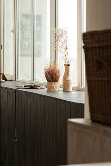 Window, Glass, Coffee, Home, Modern, Pattern