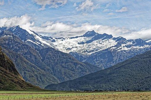 New Zealand, Mount Aspiring National Park