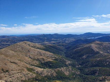 Sardinia, Italy, Trekking, Mountain, Nature, Hiking