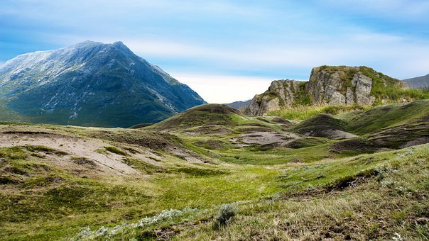 Mountain Landscape, Mountains, Landscape, Steinweg