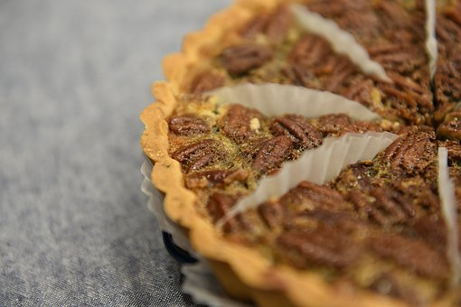 Pecan, Pie, Nut, Nuts, Walnut, Food