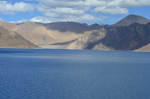 Mountain, Leh, Ladakh, Pangong, India, Kashmir