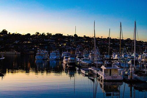 Sailboats, Yachts, Yacht, Marina, Sailing, Boat, Water