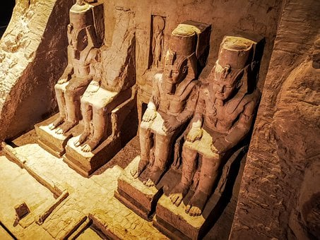 Abu Simbel, Abusimbel, Egypt, Temple, Trip, Egyptian