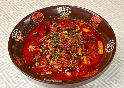 Chinese, Delicious, Vegetables, Soup