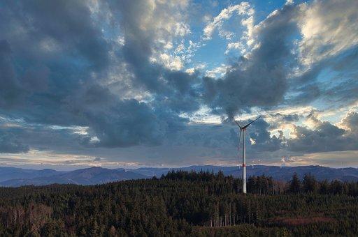 Wind, Windpower, Greenenergy, Energy, Sustainable