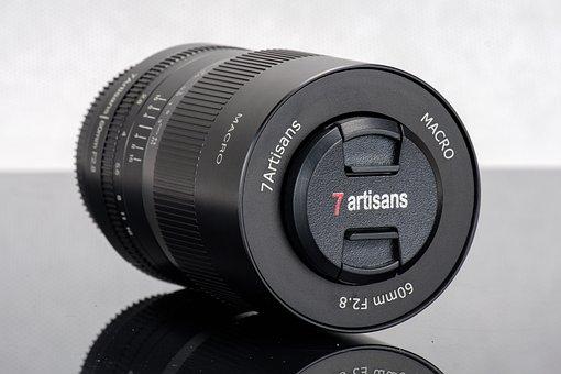 Lens 7artisans, 7artisans 60mm F2, 8 Macro
