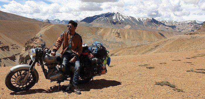 Leh, Ladakh, Kashmir, India, Travel, Nature, Mountains