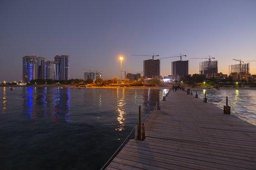 Iran, Kish City, Island, Tourist Attractions