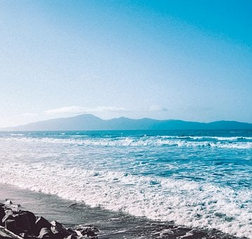 Beach, Nature, Travel, Landscape, Holiday, Sand, Sky