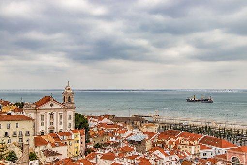 Lisbon, Portugal, Lisboa, Architecture