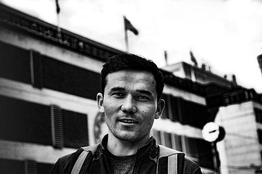 Street Photography, Street, Man