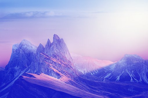 Montains, Paisaje, Nature, Sky, Outdoor, Travel