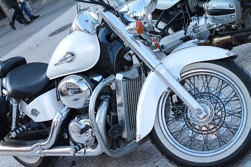 Biker, Motor, Motorbike, Vehicle, Motocross