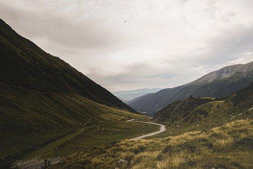 Landscape, Austria, Alpine, Mountains, Nature, Tyrol