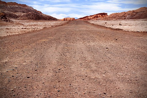 Chile, Atacama, Landscape, Desert, Nature