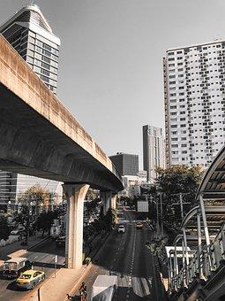 City, Thailand, Bangkok, Photos, Photo