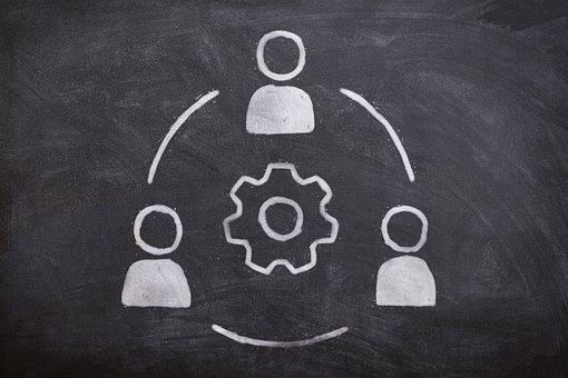 Board, Chalk, Team, Business, Job, Work, Success