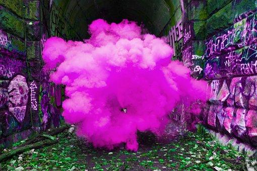 Spray, Paint, Graffiti, Color, Urban, Colorful, Green