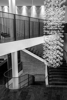 Stairs, Staircase, Stiegenhaus, Architecture, Steps