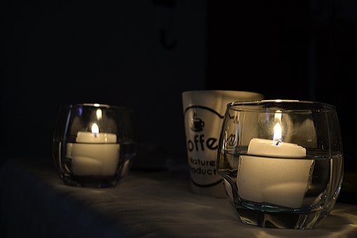 Sadness, Mourning, Candles, Awareness, Pain, Depression