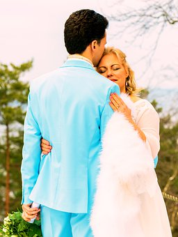 Marry, Pair, Wedding, Love, Before, Romance, Romantic