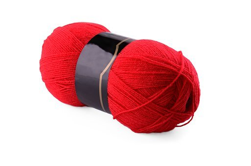 Wools, Knitting, Hobbies, Craft, White, Colored