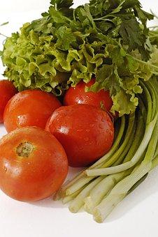 Diet, Flavor, Food, Fresh, Green, Ingredients, Red