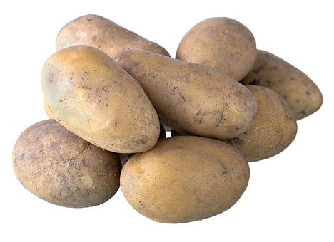 Fresh, Potato, Food, Nature, Healthy, Organic