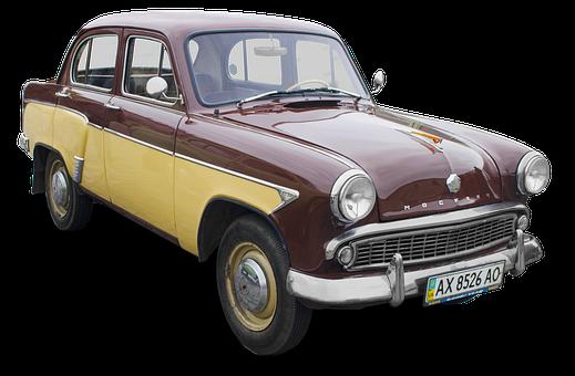 Moskvich, Москвич, Limousine