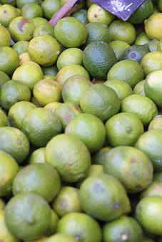 Lime, Green, Market, The Hague, Lively, Fresh, Juicy