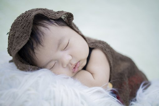 Sleep, Baby, Family, Newborn, Cute