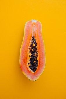 Vegan, Food, Healthy, Papaya, Vegetarian