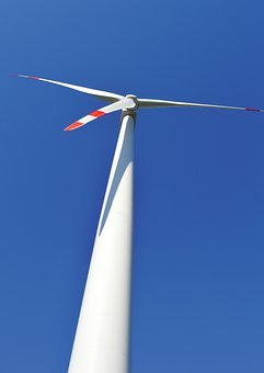 Windmill, Energy Revolution, Pinwheel, Wind Power Plant