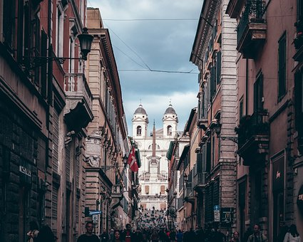 Italy, Rome, Architecture, Europe, City